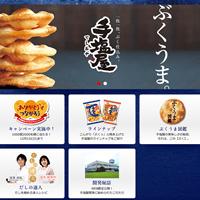 亀田製菓 手塩屋